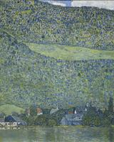 """Litzlberg am Attersee"" (1915) by Gustav Klimt sold for $40.4 million at Sotheby's on Nov.  2, 2011."