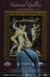 National Gallery, movie poster, 2014.