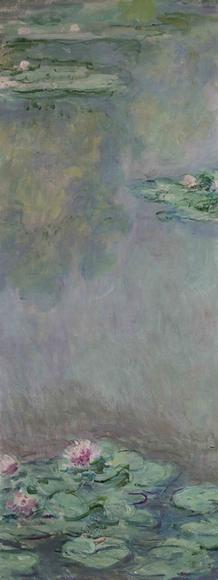 Claude Monet, Nymphéas (circa 1908), estimated at $30 million to $50 million.