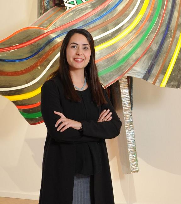 Roja Najafi has been named curator at the Oklahoma City Museum of Art.