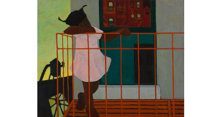 Walter Henry Williams.  A Quick Nap.  1952.  The Baltimore Museum of Art: Purchased as the gift of Eddie C.  Brown and C.  Sylvia Brown, Baltimore, BMA 2008.8