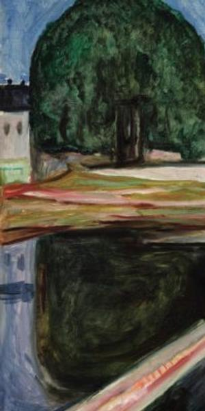 Edvard Munch's Pikene på broen (Girls on the Bridge) fetched $54 million on Nov.  14.