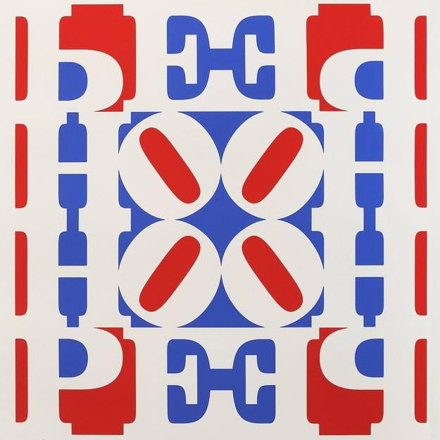 Robert Indiana, Don't Lose HOPE, at ContiniArtUK, 105 New Bond Street, London W1S 1DN.  Exhibition runs 13 October 2015 - 31 January 2016