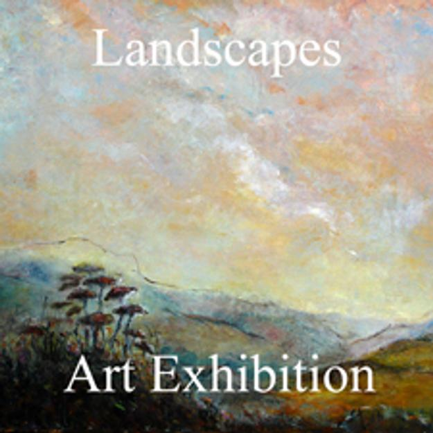 Landscapes Art Exhibition - www.lightspacetime.com