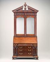 Philadelphia, Pennsylvania, Chippendale Desk and Bookcase, Circa 1765, Attributed to Thomas Affleck.  George M.* and Linda H.  Kaufman