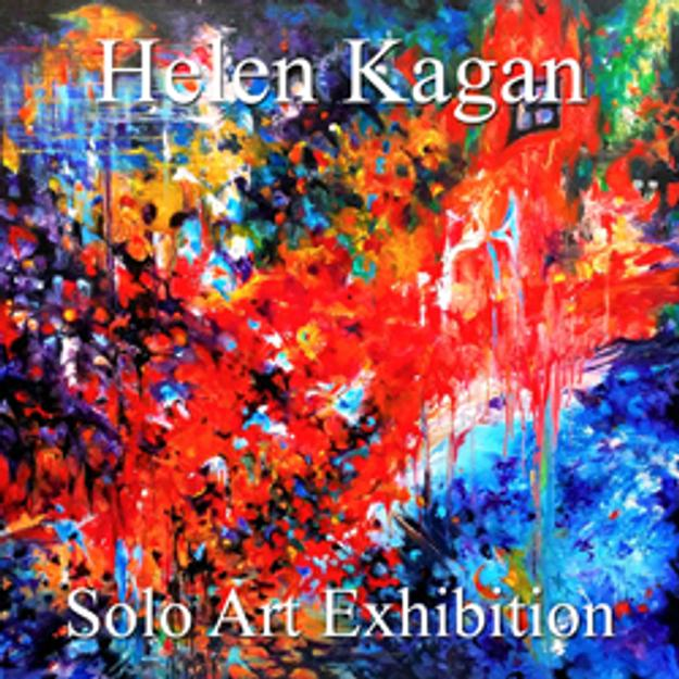 Helen Kagan Solo Art Exhibition