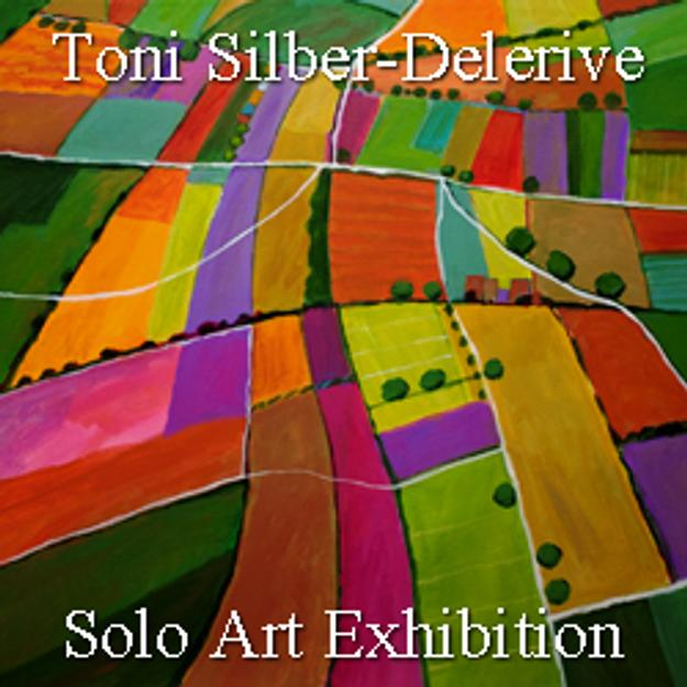 Toni Silber-Delerive Awarded a Solo Art Exhibition