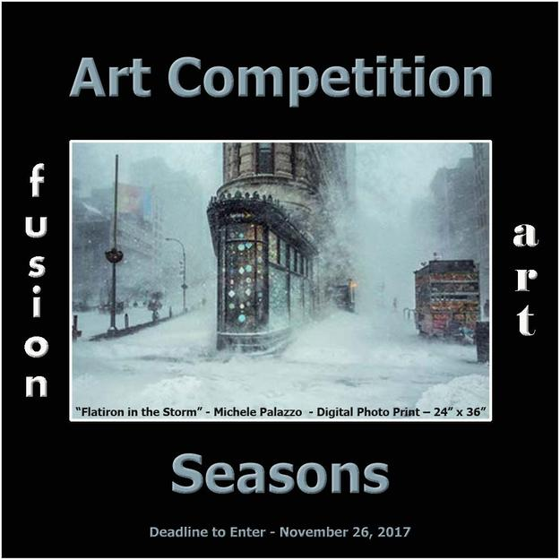 """Seasons"" International Art Competition www.fusionartps.com"