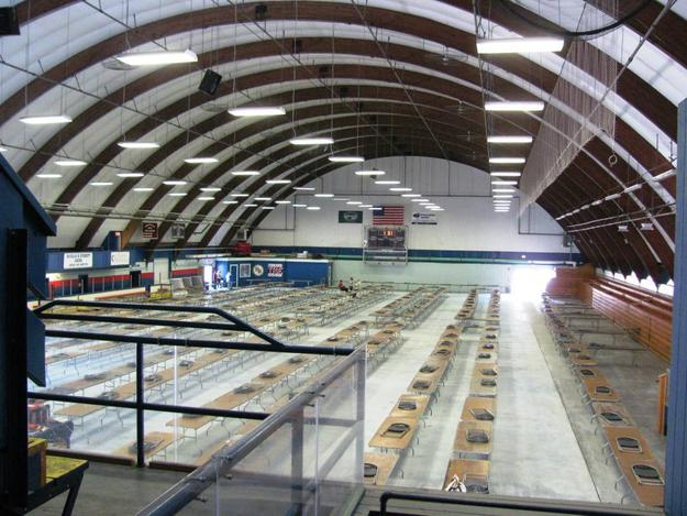 Located 200 yards off I-93 exit 14, the Everett Arena provides a clean, spacious and easy to load-in facility with free parking for the 2012 edition of The MidWeek Antiques Show and The Pickers Market Antiques Show.