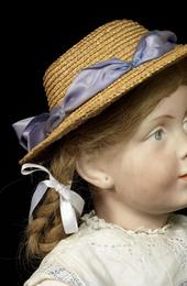 This Kammer & Reinhardt doll sold for a record £242,500 at Bonhams on Sept.  24, 2014.