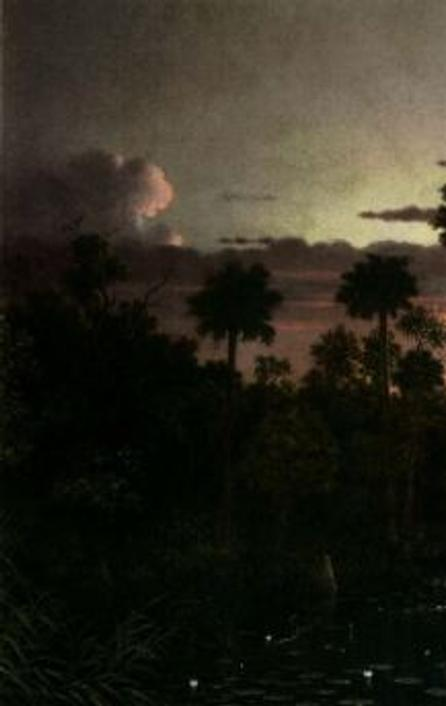 American Art | 18 November Martin Johnson Heade.  The Great Florida Sunset, 1887 Estimate $7,000,000-10,000,000