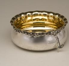 A Shreve & Co.  silver presentation captain's bowl will be auctioned by Witherell's.