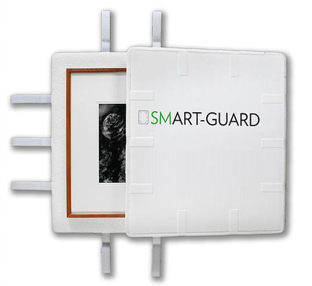 Smart-Guard is a sturdy, re-usable and economical fine art packing system that just hit the market.