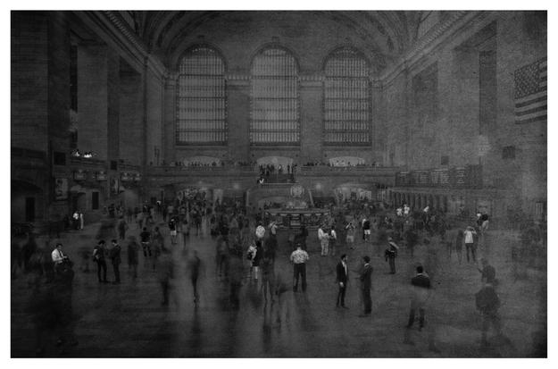 "Stephanus Meyer, Disorder - Grand Centra Terminal, Photograph on Fine Art Paper, 16"" x 24"""