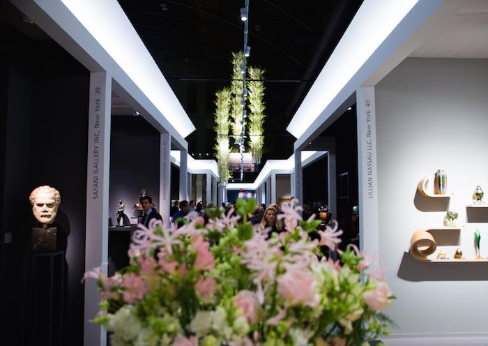 The Opening Night of TEFAF NY Fall