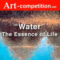 "Open Art Call - ""Water"" The Essence of Life"