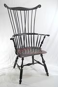Fan Back Windsor Armchair