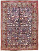 Antique Garden of Paradise Persian Carpet 48340