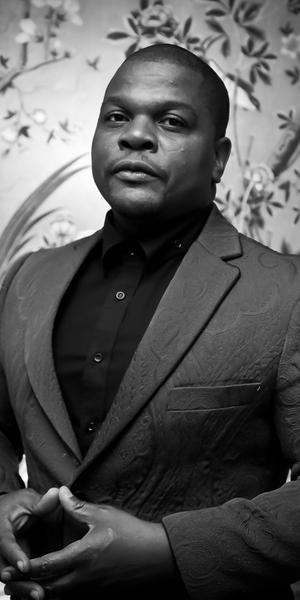 "Portrait of Kehinde Wiley,"" 2015; photo by Tony Powell; Courtesy: Sean Kelly, New York"