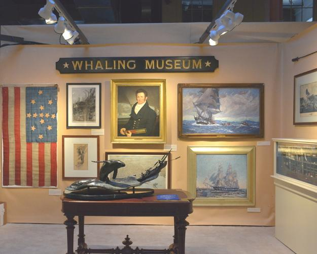 New Bedford Whaling Museum, a member of the Ellis Boston Preservation Committee