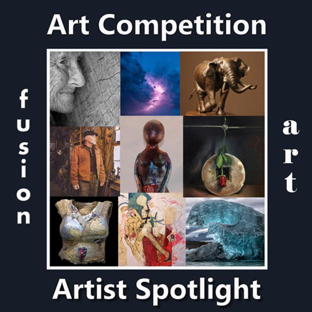 Fusion Art Now Accepting Entries for the 5th Artist Spotlight Solo Art Competition www.fusionartps.com