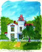 Pippi Longstocking House in Fernandina Beach, FL