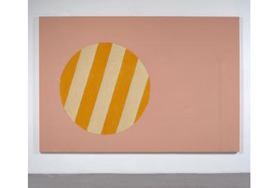 Edward Avedisian, Untitled, c.  1965, acrylic on canvas, 66 x 98 inches.