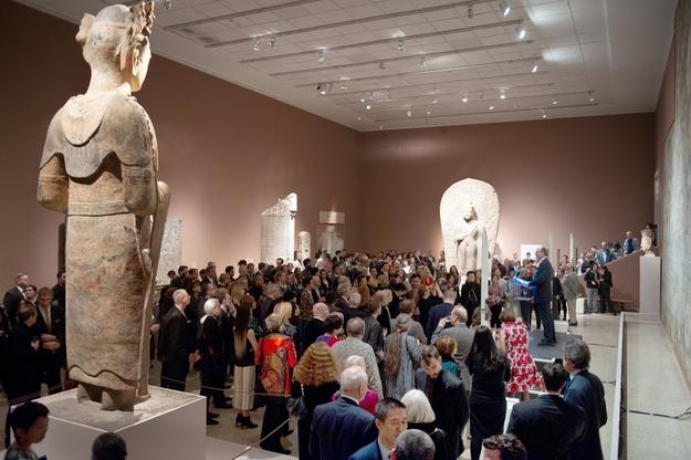 Nearly 700 guests attended the 10th anniversary reception co-hosted by Asia Week New York and the Asian art department at The Metropolitan Museum of Art