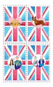 Your own Royal Wedding bunting