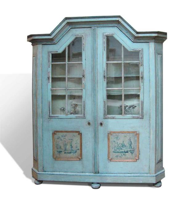 Splendid Nordic display cabinet from Roderic Haugh