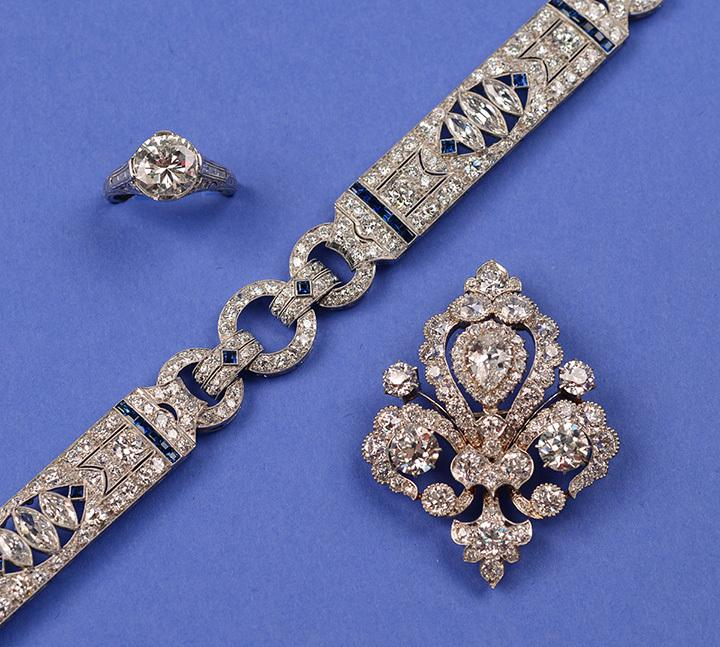 Fine Jewelry Highlights