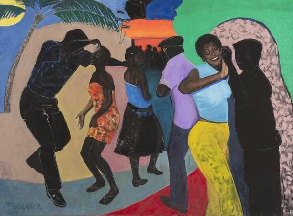 Maurice Burns, The Dancers, 2015