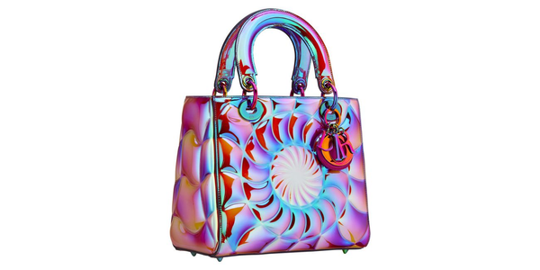 Christian Dior collaborator Judy Chicago has reunited with the brand for its Dior Lady Art Project.