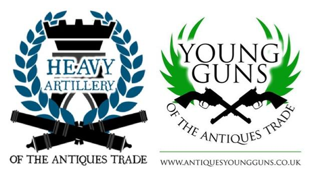 Antiques Young Guns awards for Antiques Heavy Artillery mentors