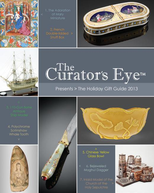 2013 Holiday Gift Guide Presented By The Curator's Eye