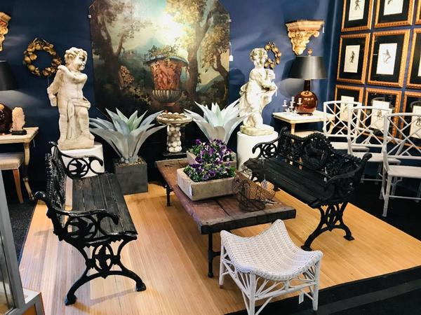 The Greenwich Winter Antiques Show