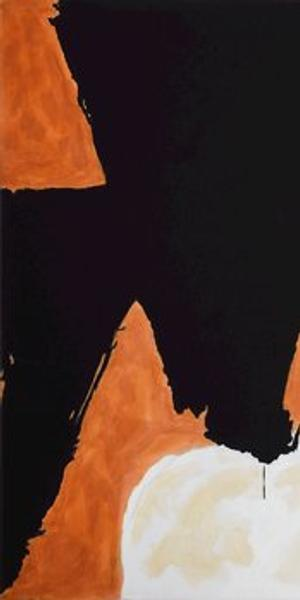 ARABESQUE, by ROBERT MOTHERWELL