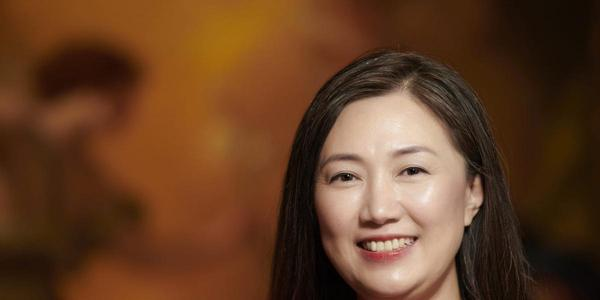 Min Jung Kim is the first female director of the Saint Louis Art Museum.
