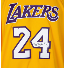 Kobe Bryant's Game Winning Items from his Illustrious Career with the Los Angeles Lakers Sold for Total $202,590 at Julien's Auctions.