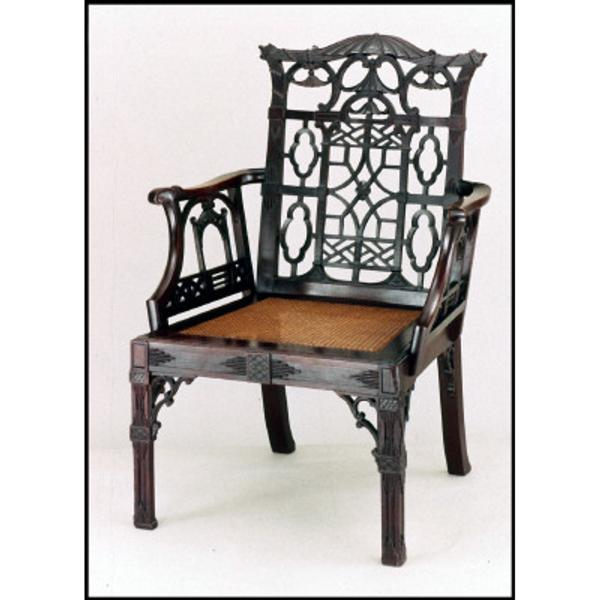 Armchair, 1763-1767, Origin: England, London (probably)