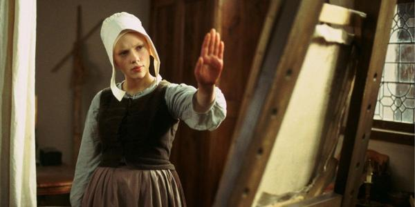 Scarlett Johansson in the film 'Girl with the Pearl Earring' (2003)