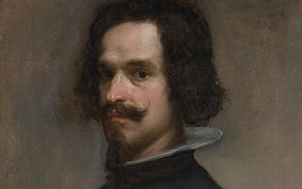 'Portrait of a Man' by Spanish artist Velázquez