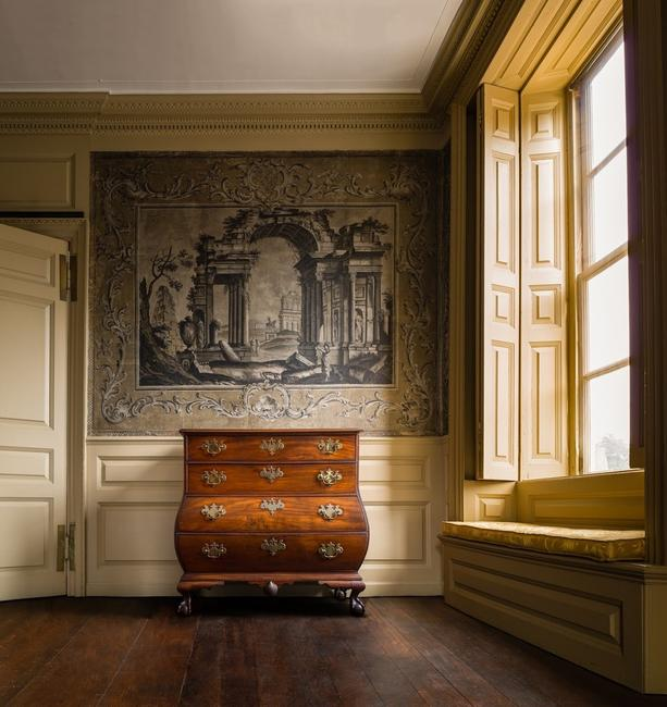 """In Plain Sight: Discovering the Furniture of Nathaniel Gould"" will be on view at PEM from November 15, 2014, through March 1, 2015"