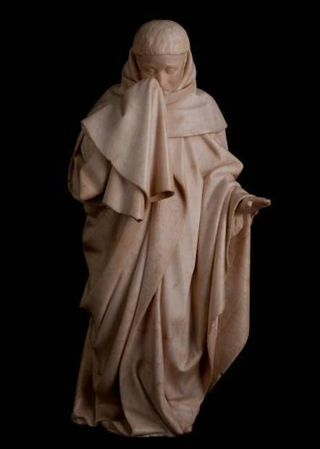 FRAME's only U.S.  exhibition of The Mourners: Medieval Tomb Sculptures from the Court of Burgundy, featuring forty sculptures from the tomb of John the Fearless (1371–1419), the second duke of Burgundy, is at the Dallas Museum of Art.