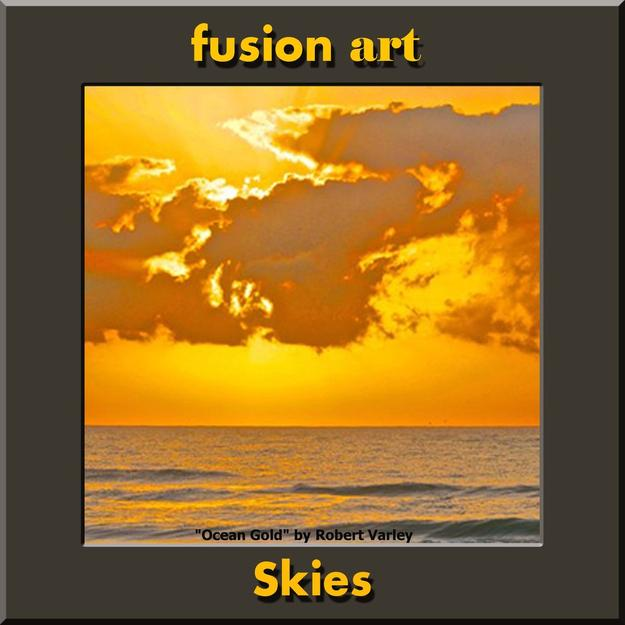 "Fusion Art Announces the ""Skies"" International Art Competition www.fusionartps.com"