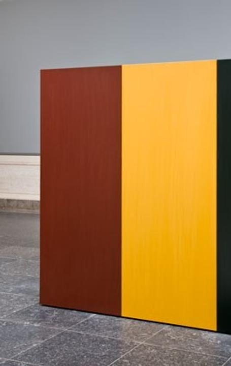"Anne Truitt ""Knight's Heritage,"" 1963 acrylic on wood National Gallery of Art, Washington, Gift of the Collectors Committee"