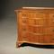 Federal Ebonized and Satinwood Wood Inlaid Cherry Serpentine Chest of Drawers Attributed to Nathan Lombard (1777-1847), Sutton, Massachusetts, Circa 1800-1805, Estimate: $30,000-$50,000.