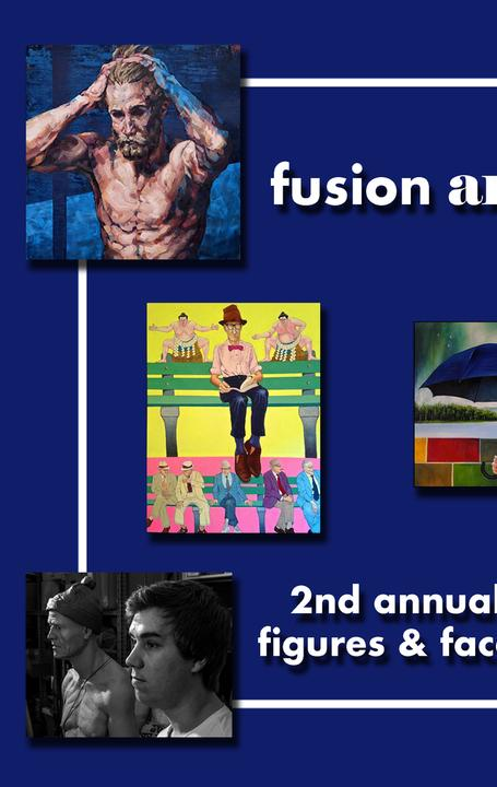 Fusion Art's 2nd Annual Figures & Faces International Juried Art Exhibition Opens December 1, 2016 www.fusionartps.com
