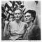 Lot 676, Emmy Lou Packard (American, 1914-1998), Frida & Emmy Lou in Casa Azul, Mexico DF, 1941, Gelatin silver print (framed) printed early 1990s, $1,500-2,500.