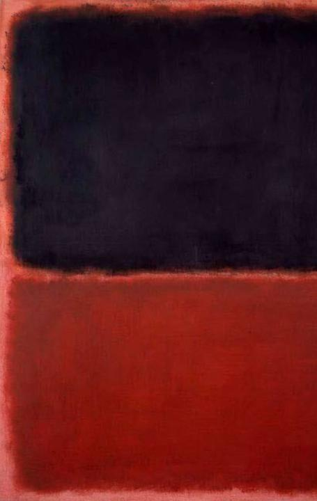 A fake Rothko painting that Sotheby's chairman Domenico De Sole and his wife bought at Knoedler and settled over in another claim against the gallery and its former director Ann Freedman.